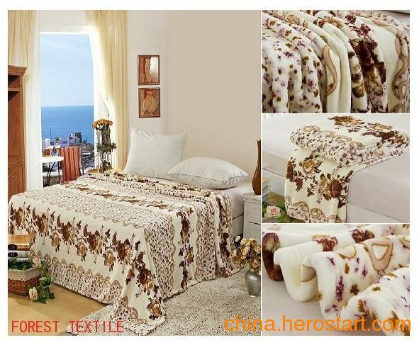 供应法兰绒毛毯