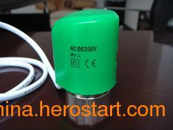 供应电热执行器分水器电热执行器