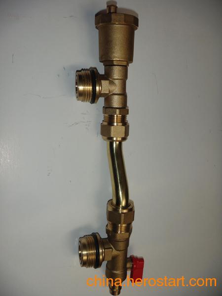 供应分水器自动旁通阀-排气排水一体阀
