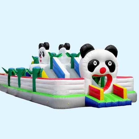 供应熊猫乐园游乐设备
