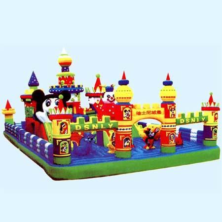供应迪士尼城堡