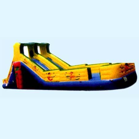 供应充气滑水游乐设备