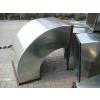 供应南昌排烟管道 螺旋风管制作安装服务公司