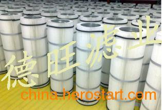 供应各种规格除尘滤芯,厂家直销滤芯