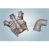 供应三通管件模具 排水管模具 塑料管道模具 PPR管件塑料模具 PVC管件注塑模具