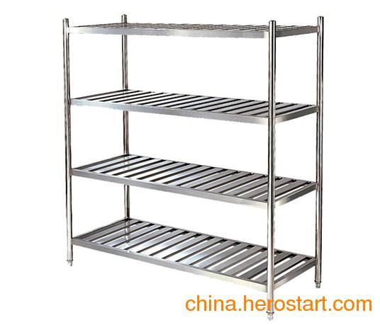 供应 不锈钢产品 四层架 可定做 欢迎订购