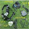 供应大功率强光T6铝合金自行车灯头灯两用灯ZG-8688