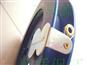 供应王牌大号蓝色钢珠手握轮   王牌产品  品质保证
