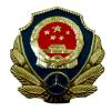 供应广东深圳东莞金属徽章生产厂家忠勇五金加工厂