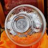 供应内外浮雕银碗
