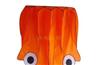 供应潍坊精美缝纫机大号橙色软体章鱼【图】