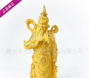 七里香珠宝 商务系列 **纯银礼品 *摆件 关公 HDT015B