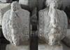 供应【冯氏】石雕工艺品 仿古石雕门墩 园林石料工艺品