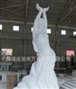 厂家直销石雕人物,螺女人物石雕刻,抽象人物石雕刻,