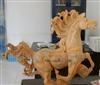 供应石雕马工艺品,汉白玉石雕工艺品、