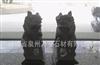 厂家直销石雕工艺品,石雕麒麟,小型家居雕刻品