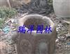供应仿古石雕井口 石雕工艺品 青石仿古 井口 井沿FG09