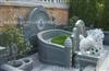 【石雕墓碑】青三陵园石雕/白石墓群/家族墓园/组合碑雕刻等