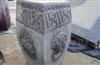 【2010新款】仿古石雕 园林石雕 家居石雕青石雕刻绣墩 批发定做