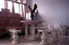 供应现货圆桌石雕  工艺石雕圆桌  汉白玉石桌  石雕桌椅
