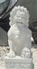 厂家对外加工销售仿天安门镇宅狮子动物雕塑