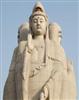 雕塑 神像观音佛像 弥勒佛 如来佛 大肚佛工艺品 仙女像
