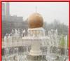 供应喷泉风水球、广场石雕工艺品