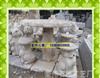 卡通石雕桌椅 园林、酒店、别墅庭院、广场特色景观装饰雕塑小品