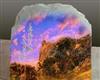 供应岩画 旅游产品.L10.S.20工艺品  石板画 OEM定制产品