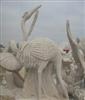动物石雕,公园小区小品石雕刻