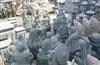 供应石雕罗汉,十八罗汉,罗汉工艺品