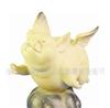 供应热销石雕工艺品,台湾铁丸石,石愿系列,神采飞扬