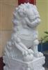 汉白玉狮子 石雕狮子 大理石狮子 花岗岩狮子 狮子