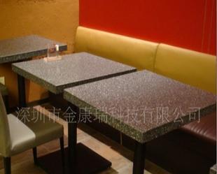 杜邦高端亚克力人造石餐桌 人造石吧台 人造石加工 人造石成品