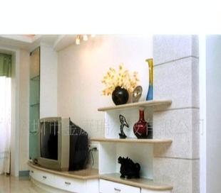 供应加工人造石高档客厅用电视柜 人造石厂家 人造石厂 电视柜