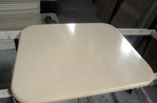 人造石加工 人造石餐桌 不渗色人造石 人造石桌面 人造石餐台