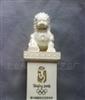 供应树脂工艺品,仿真人造石,礼品,纪念品狮子,CY-8003