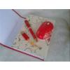 供应重庆中国红瓷笔 重庆红瓷套装 重庆红瓷笔套装 重庆红瓷鼠标套装