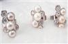 珍珠饰品 戒指 指环可调 天然淡水珍珠戒指批发   珍珠戒指
