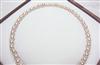 正品销售9-10MM淡水珍珠项链成品批发HFY-016    宏福源珠宝
