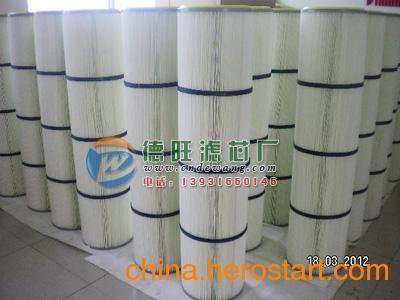 供应工业除尘滤芯 粉尘滤筒