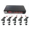 供应手机防盗器5路手机充电防盗器一拖多手机防盗报警器