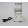 供应金展手机防盗器独立手机防盗报警器柱式椭圆手机充电防盗器