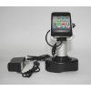 供应金展手机防盗器苹果椭圆手机充电防盗器手机防盗报警器