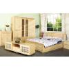 供应柏盛BS-1卧室松木家具、优质松木家具