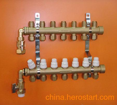 供应分水器-黄铜分水器-锻造一体式分水器