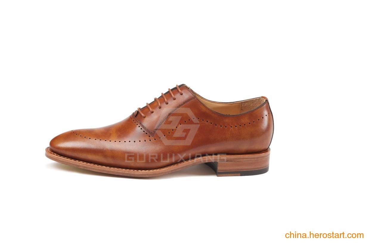 供应北京手工皮鞋定做