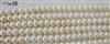 珍珠项链,珍珠饰品,四面光近圆项链,7-7.5MM,AA级,110254