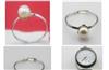 【卓伟珍珠】120634珍珠戒指/开口型5-6MM饰品批发/地摊货