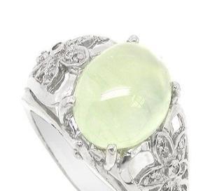 欧美流行款式 天然玉髓戒指 明星饰品 珠宝玉石批发 SR0260F